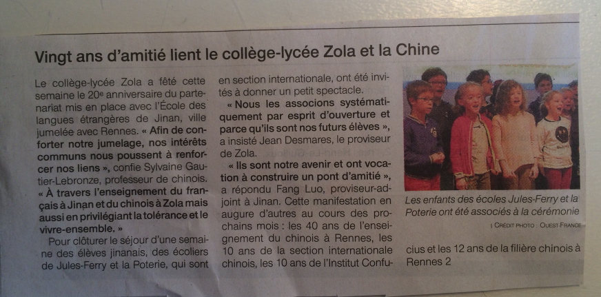 ARTICLE Ouest-France - JPEG - 1.3 Mo